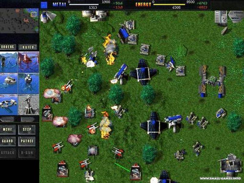 Бесплатно Скачать Игру Total Annihilation