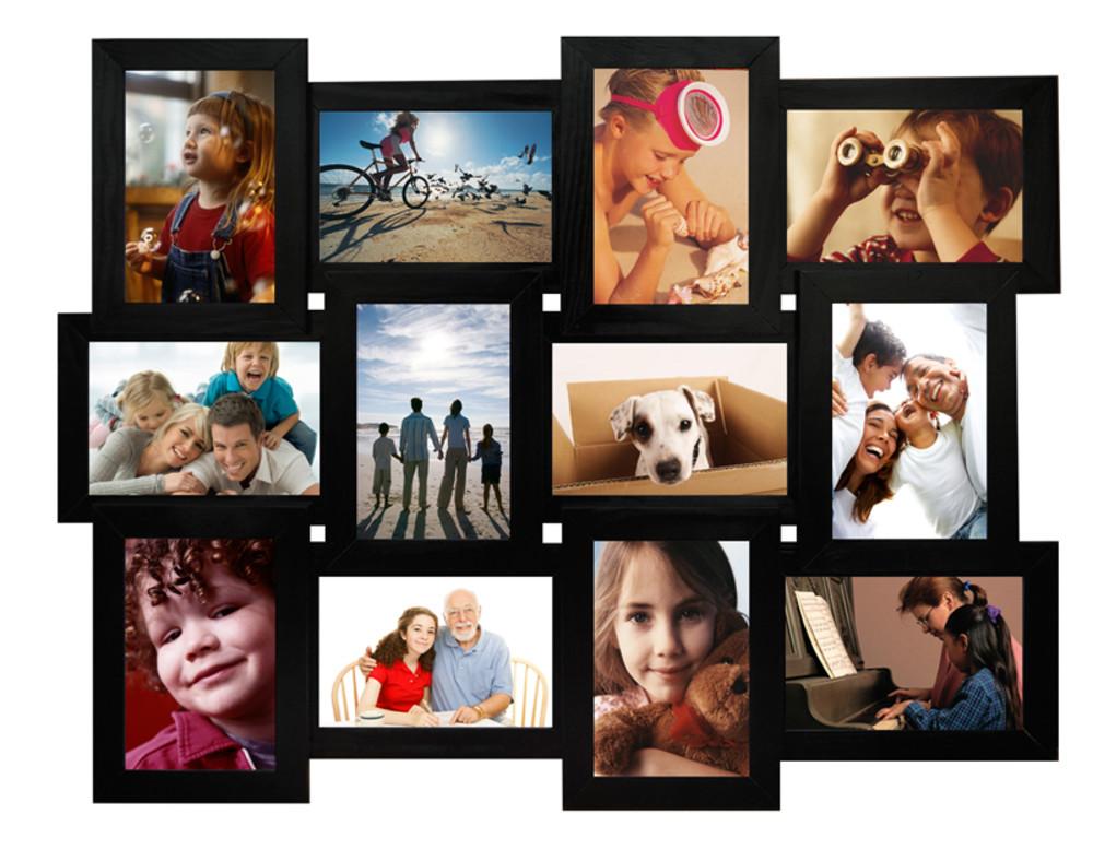 Рамки своими руками для нескольких фото