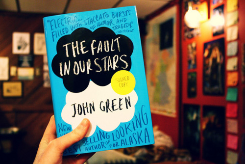 The Fault in Our Stars  Book Review  Common Sense Media