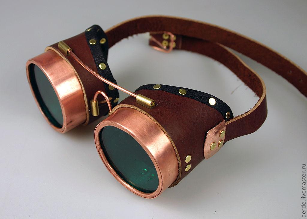 Steampunk очки своими руками 60