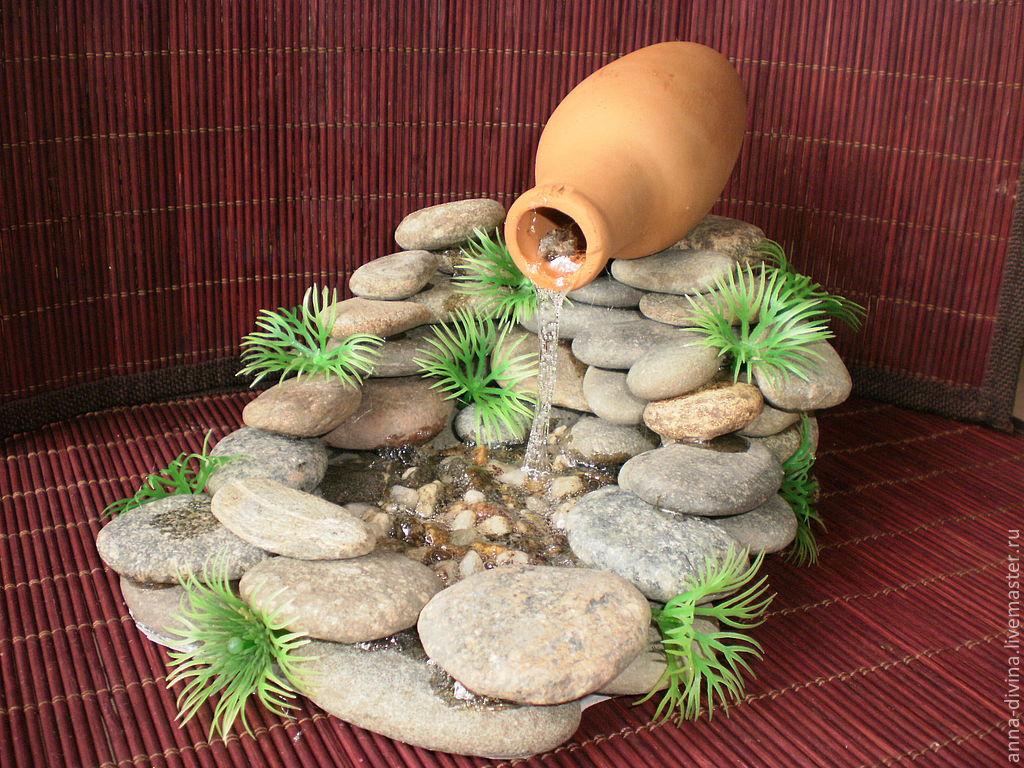 Поделки из натурального камня фото