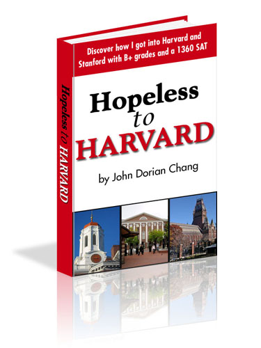 college essays that got me into harvard Jfk's very revealing harvard application essay at age 17, though, he was just a kid trying to get into college i feel that harvard can give me a better.