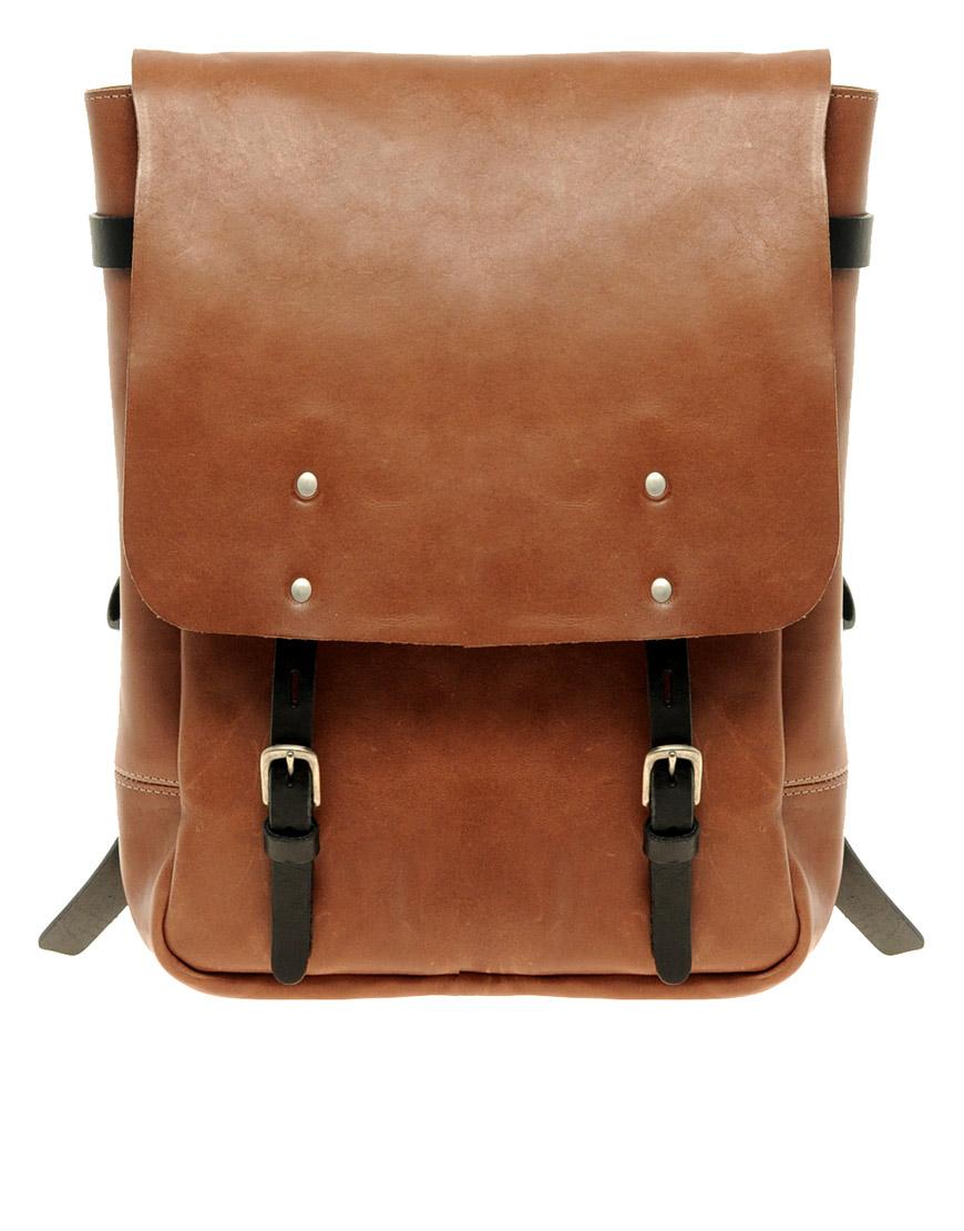 Кожаные рюкзаки своими руками