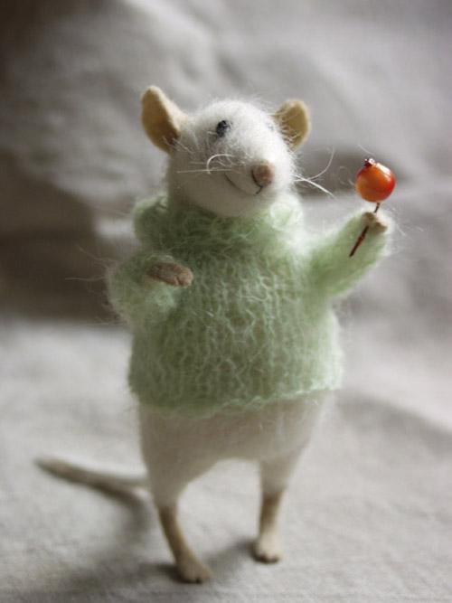 Мышки своими руками фото