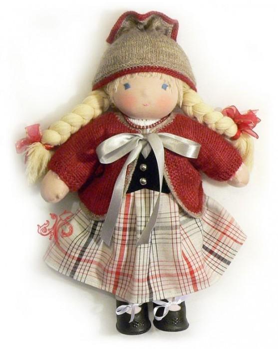 Как сделать куклу своими руками вальдорфская