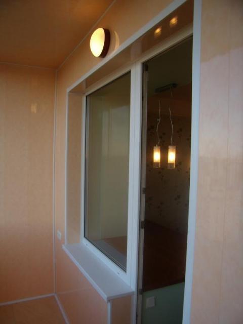 Свет на балконе лоджии. - лоджии - каталог статей - балкончи.