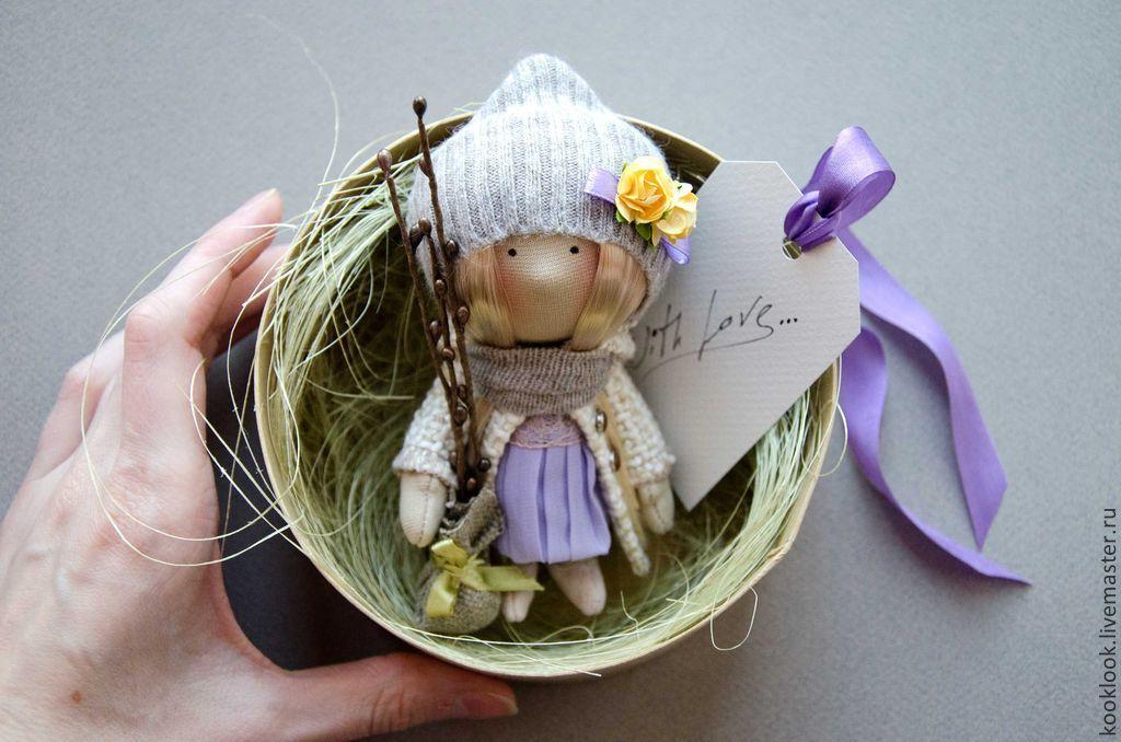 "WISHLIST.RU ""Своя"" куколка от Гридневой Елены"