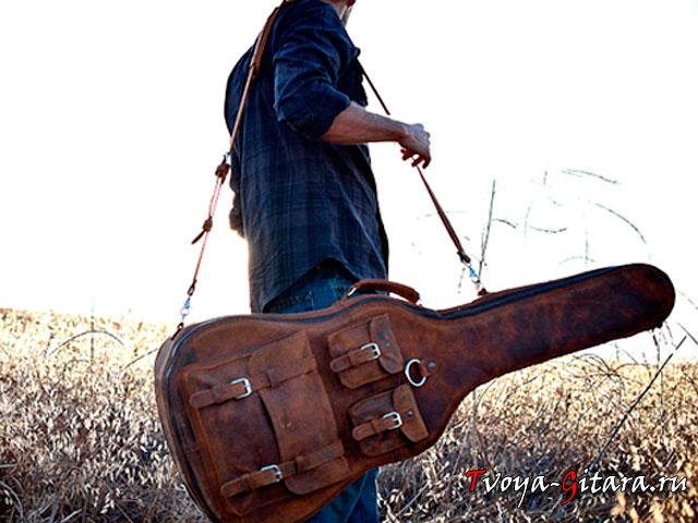 Чехол своими руками для гитары