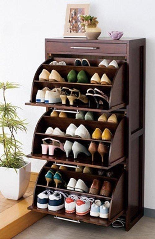 Шкафы для обуви своими руками фото 439