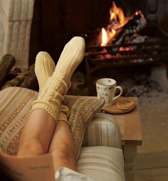 зимние картинки уютные