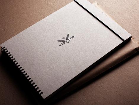 Как сделать скетчбук из бумаги а4