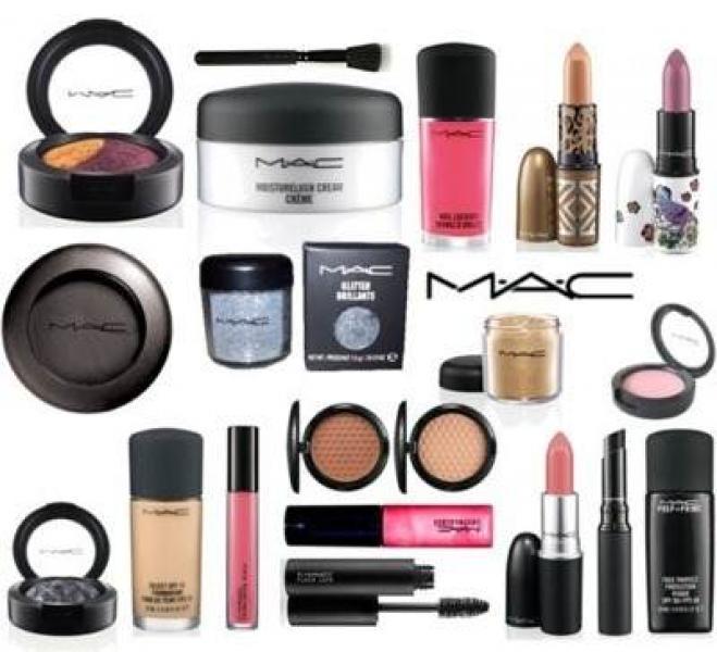 Mac онлайн косметика