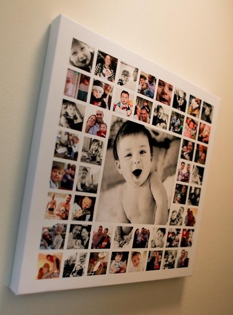 Идеи для коллаж из фотографий своими руками