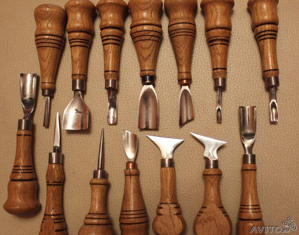 Ножи для резьба по дереву своими руками