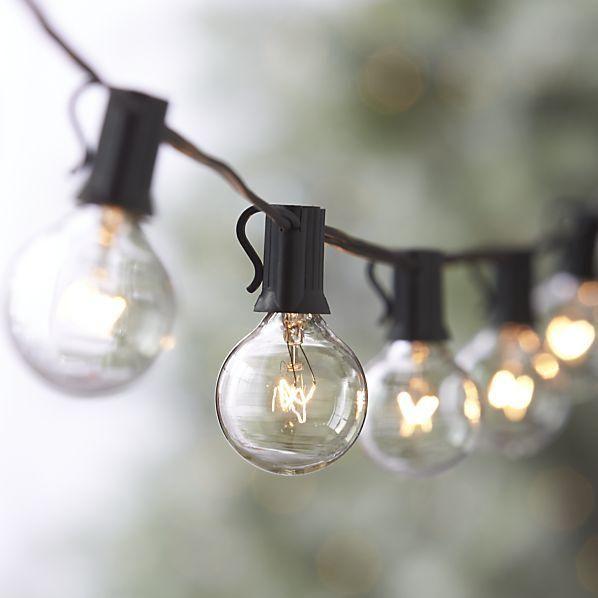 Как сделать ретро гирлянду из лампочек своими руками