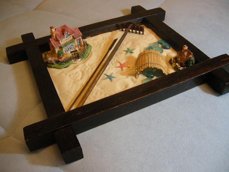 Как сделать японский садик своими руками на даче