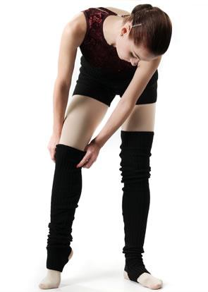 Как сделать наколенники своими руками для танцев