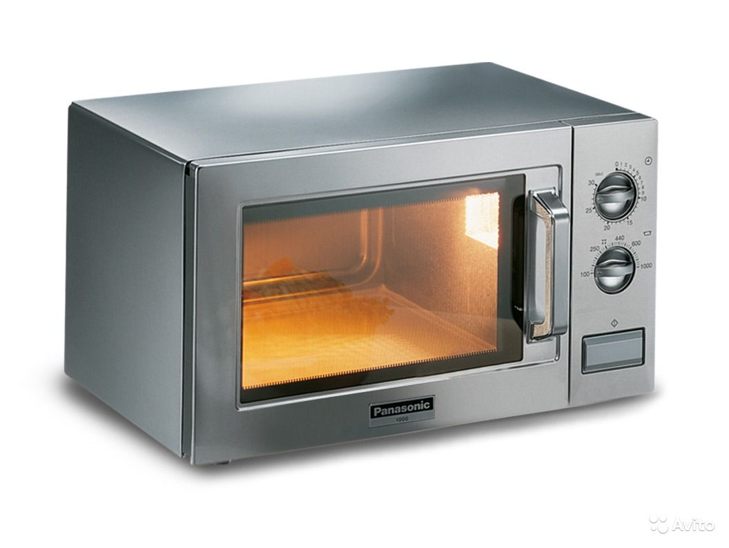 the positive and negative sides of the invention of the microwave oven