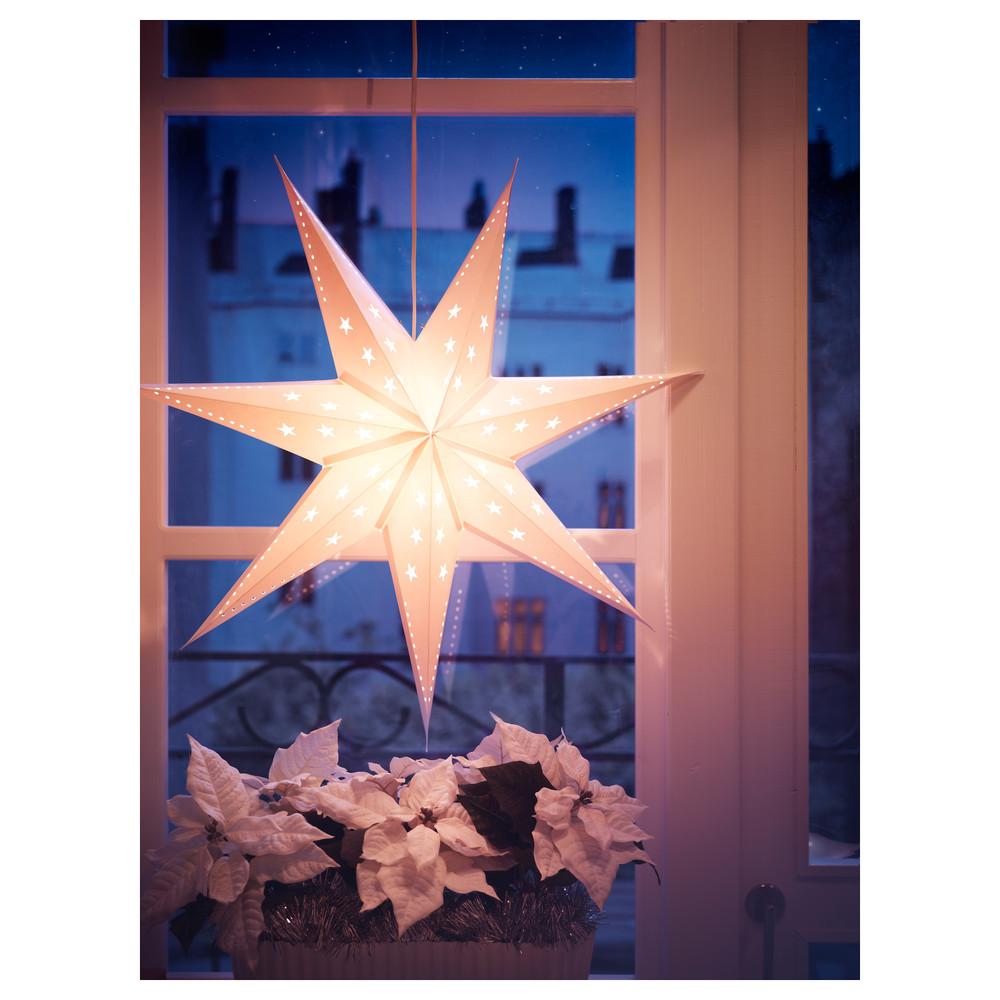 Звезда с подсветкой своими руками