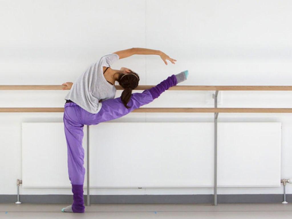 Балет в домашних условиях