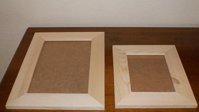 Как сделать рамку из дерева для фото своими руками