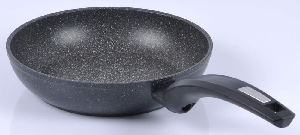 Сковорода с каменным покрытием цена