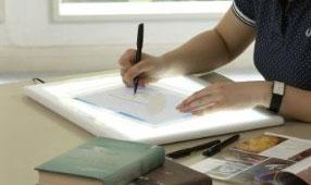 Лайтбокс для рисования своими руками