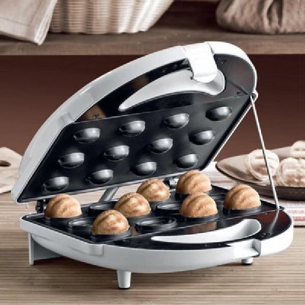 орешки в вафельнице рецепт с фото