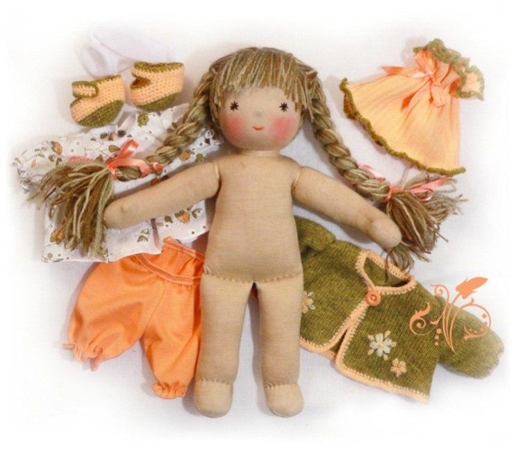 Куклы изготовить своими руками