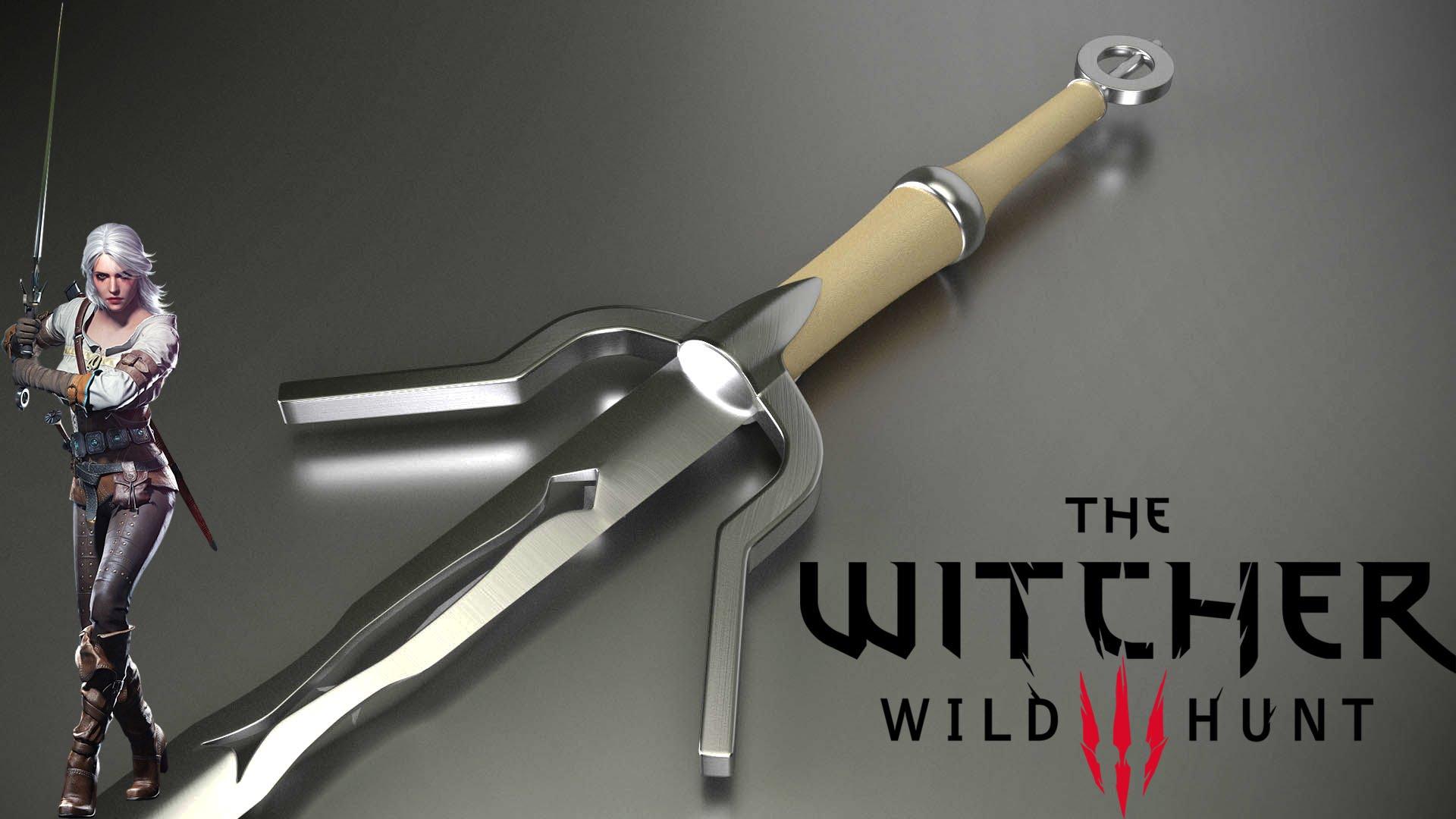 Как сделать мечи в ведьмаке 3 186